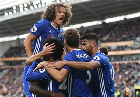 Hull 0-2 Chelsea: Costa, Willian bùng nổ, Conte vui trở lại - Ảnh 1